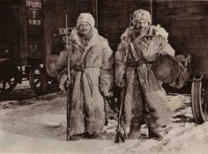 Siberia, 1918