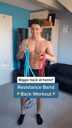 Gym Workout For Beginners, Gym Workout Tips, Workout Videos, Heath And Fitness, Resistance Workout, Yoga, Cardio, Motivation, Healthy