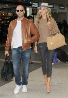All about Rosie Huntington-Whiteley — LAX Airport - June 7, 2013