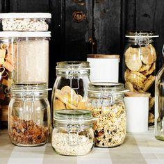 Открытые полки на кухне - Реактивные хозяйки Page 2