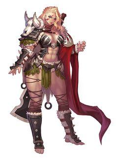 90 Female Warrior Minotaur Ideas In 2020 Fantasy Art Character Art Fantasy Characters