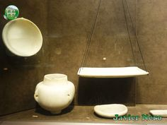 FASE PLASTIRAS (período EC I. 3200-2800 a. C.) Museo del Arte Cicládico, Atenas.