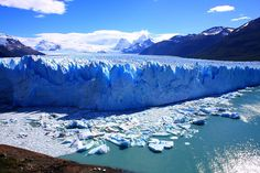 The most famous and imposing glaciers of the National Park is the Perito Moreno Glacier, located in the south end, opposite the Magallanes Peninsula, 78 Km. El Calafate. For the spectacular view it offers, the Perito Moreno glacier is considered the Eighth Wonder of the World.