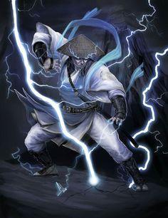 Lord Raiden aka Raijin - Mortal Kombat by molee on deviantART Raiden Mortal Kombat, Mortal Kombat Art, Naruto Uzumaki, Tekken Wallpaper, Lord Raiden, Minions, Street Fighter Tekken, Ninja Art, Mortal Combat