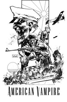 AV cover B and W by seangordonmurphy on DeviantArt