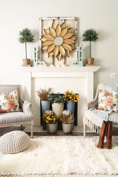 Neutral Fall Mantle