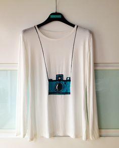 Camiseta turista   a n n a • e v e r s - DIY Fashion blog