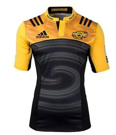 Hurricanes 2016 Super Rugby jumper → not really lovin it but if they win I COULD