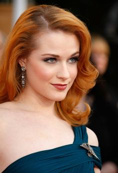 Evan Rachel Wood is a beauty : celeb_redheads Evan Rachel Wood, Gorgeous Redhead, Beautiful Eyes, Gorgeous Women, Beautiful People, Rachel Evans, Redhead Girl, Beautiful Actresses, Red Hair