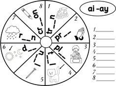 Enjoy Teaching English: PHONICS - LONG A (ay,ai,a_e)