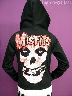 I  love the Misfits more than you can imagine.  I would wear their paraphernalia every day if I could.