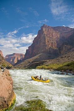 Explore below the rim of Grand Canyon National Park on a guided rafting or hiking adventure with OARS - experts in national park tours since National Park Tours, Grand Canyon National Park, National Parks, Beautiful Places To Visit, Places To See, Hampshire, Grand Canyon Rafting, Colorado River Rafting, Wyoming