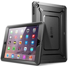 4d99a532fa SUPCASE [Heavy Duty] Apple iPad Mini 3 Case [2014 Release with Touch ID]