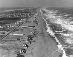 Kill Devil Hills, Avalon area, circa 1965, Aycock Brown Collection  by Outer Banks History Center, via Flickr