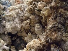 This is amazing! I would love to someday contribute some of my freeform crochet to the coral reef project