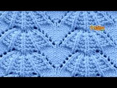 Cómo Tejer Punto SOMBRILLAS - PARASOL - 2 agujas (524) - YouTube Crochet Hooded Scarf, Crochet Yarn, Lace Knitting Patterns, Knitting Stitches, Knitting Videos, Knitting Projects, Baby Hats Knitting, Knitted Hats, Handarbeit