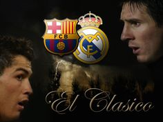 lionel messi ronaldo 7 el clasico desktop wallpaper