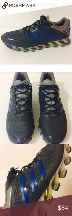 Adidas Springblade Sprint Web Sz 12 Running Shoes c471c0bf3
