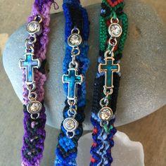 Paua Friendship Bracelet
