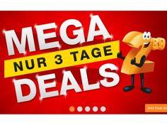 """Plus: Drei Tage lang Megadeals mit Schnäppchen ab 4,95 Euro https://www.discountfan.de/artikel/technik_und_haushalt/plus-drei-tage-lang-megadeals-mit-schnaeppchen-ab-4-95-euro.php Bei Plus sind jetzt drei Tage lang """"Mega Deals"""" zu Schnäppchenpreisen ab 4,95 Euro zu haben. Ab einem Warenwert von 50 Euro erfolgt die Lieferung obendrein frei Haus. Plus: Drei Tage lang Megadeals mit Schnäppchen ab 4,95 Euro (Bild: Plus.de) Die Mega Deals von Plus gibt es nur s..."""