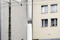 Not only is the narrowest house in the world a thought worth exploring, it is being constructed now in Warsaw, Poland, in between the passageway of two buildings. Narrow doesn't even cut it. The space is 47 inches wide. Break that down, readers, and that is a major 3 feet, 11 inches of space you have to work with. Does Ikea make things for you?