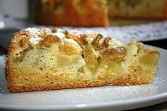 Flotter Rhabarberkuchen von Pary | Chefkoch Gnocchi, Banana Bread, French Toast, Pie, Baking, Breakfast, Desserts, Recipes, Food