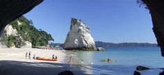 Cathedral Cove sea kayaking operates guided sea kayak tours in and around the Cathedral Cove marine reserve, Hahei, Coromandel Peninsula, New Zealand. Vacation Places, Vacation Spots, Vacation Destinations, Vacation Ideas, North Island New Zealand, New Zealand Houses, Kayak Tours, Kayaking, Trip Advisor