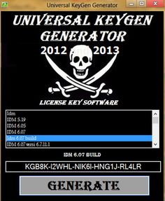 Universal Keygen Generator 2012 Free Download 100% Working