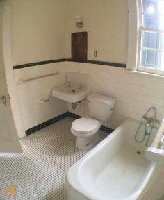 bathroom, old bathrooms, vintage bathrooms, Colonial Revival, Old House, Elberton, Vintage Bathrooms, Bathroom Items, Medicine Cabinet Mirror, Old House Dreams, Old Bathrooms, Bathroom