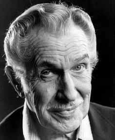 """Vincent Price- I absolutely adore this man's art!"" - He was a kind and gentle man in life, and played well his alterego in his many creepy movies ~:^]>"