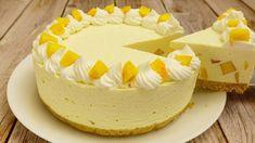 torta00-1024x576-623x350 Easy Cake Recipes, Sweet Recipes, Baking Recipes, No Bake Desserts, Delicious Desserts, Brownie Muffin Recipe, Mousse Mascarpone, Dessert Mousse, Apple Pie Cake