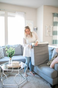 We are sharing our 5 favorite Spring cleaning ideas for the larger items around our home! These are things you might not think of to clean, but you'll be so glad you did! Spring Cleaning, Cleaning Hacks, Laundry Room, Larger, Future, Blog, House, Ideas, Home Decor