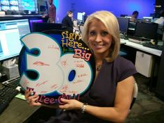 Heather Tesch celebrates #30yearsofTWC