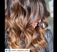 Le sfumature del #degradéjoelle ✨✨  #lanostrapassione #capellisani #madeinitaly #hairfashion #ootd #degradejoelle #centrodegradejoelle #capellicastani #milano #haircut #hairstyle