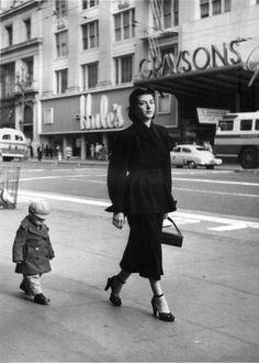 Consumer Relations, San Francisco, 1952.