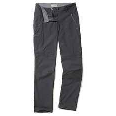 Craghoppers Womens Nosilife Pro Trousers Charcoal US 16UK 20 *** You can get additional details at the image link. This is an Amazon Affiliate links.