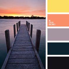 Цветовая палитра №1047