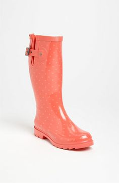 Rainy Day Fashion - Designer Rain Boots Raincoats, and Gear for Women - ELLE Yellow Raincoat, Hooded Raincoat, Designer Rain Boots, Polka Dot Rain Boots, Nordstrom Boots, Designer Trench Coats, Wellies Rain Boots, Women's Boots, Boots