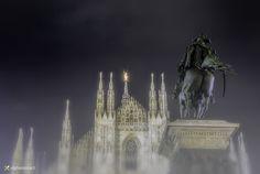 Fog in Milan by Vittorio Delli Ponti on 500px