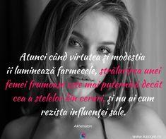 15 dintre cele mai frumoase citate despre femei   Kassye Mai, Love You, Messages, Quotes, Floral, Quotations, Te Amo, Je T'aime, Flowers