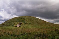 fairy mounds in Ireland | Part two in my series on stone-age Orkney is on the neolithic burial ...