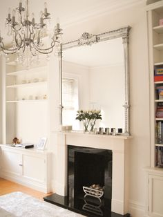No.20 Large Regency Overmantel