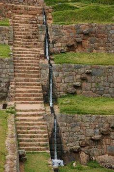 Tipon, Cusco region