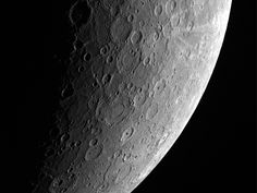 NASA - A View of Mercury From Afar