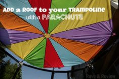 Trampoline Tent Top Play Roof Fantastic Play Accessory