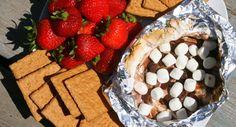 20+ Yummy Desserts Ideas for Camper