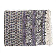 Persian Ghalamkari Tapestry Table Cloth Calico 220 × 280 cm سفره قلم کاری #Handmade #AsianOriental