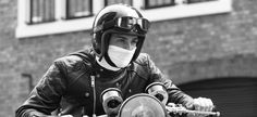 Motorcycle fashion is some of the utmost tough, durable and stylish obtainable. These days, waxed cotton motorcycle jackets is making a retort in contemporary motorcycle riding kit and now producers even claim they are water-resistant.