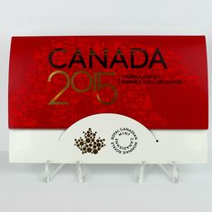 Canada 2015 Annual Mint Uncirculated 6 Coin Set, Special Selected Superior Coins