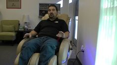 Osaki OS-3000 Chiro Massage Chair Overview Open Box Special | Bedplanet | Bed Planet | Bedplanet.com